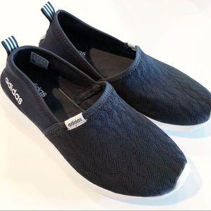 Adidas Cloud Foam Lite Racer Slip On Black